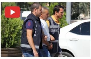 30 Yıl Kesinleşmiş Cezası Bulunan Şahıs Tutuklandı