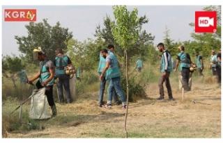 Ağaçlandırma Projesinde Konya Şeker Artık Yalnız...