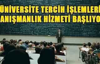 İl Milli Eğitimden Üniversite Tercihleri İçin...