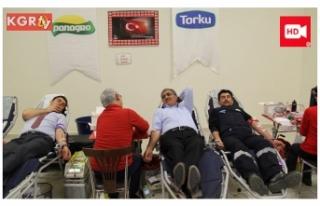 Konya Şeker'den Kan Bağışı Kampanyası