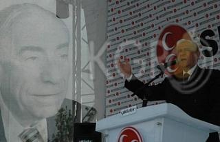 MHP Lideri Devlet Bahçeli Yarın İlimizde