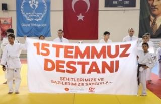 Türk Devletleri Dil Kupası Judo Şampiyonası'na...