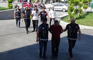 Uyuşturucu Ticareti Yapan 5 Kişi Tutuklandı