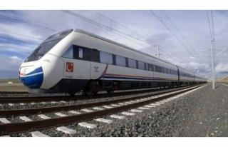 Yüksek Hızlı Tren Hattının Sefer Saatleri Değişiyor...