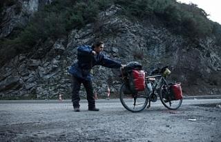 1 Yılda 81 İli Bisikleti İle Gezdi