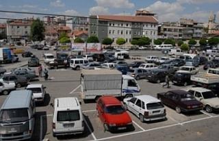 Karaman'da Motorlu Kara Taşıtı Sayısı Arttı