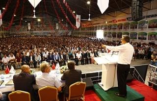 Konya Pancar Ekicileri Kooperatifi Genel Kurulunu...