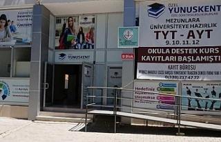 Yunuskent Özel Öğretim Kursu Kurumlarından Basın...