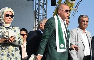 Cumhurbaşkanı Erdoğan İki Müjde Verdi Pancar...