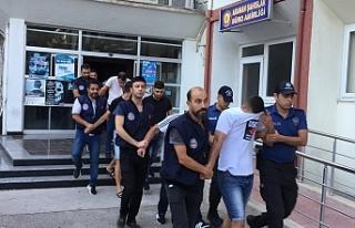 Mersin Merkezli Karaman'da Dahil 8 İlde ''Sahte...