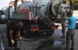 Su Ve Kanalizasyon Müdürlüğü Kış Hazırlıklarını...