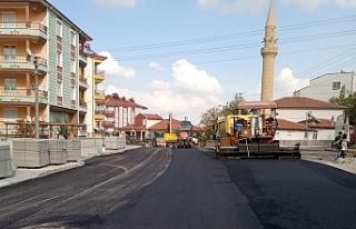 Alt Yapı Ve Üstyapı Çalışmaları Mahalle Mahalle...