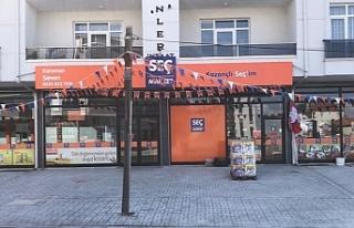 Seç Market Seven Şubesi Kaliteyi Ucuza Satıyor