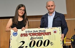 2. Türk Halk Müziği Ses Yarışmasışampiyon Belli...