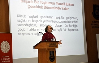 Globalden Yerele Eğitim Uygulamaları Zirvesi Yapıldı