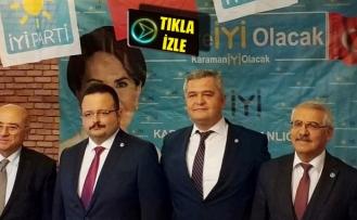 İYİ Parti Belediye Başkan Adaylarını Tanıttı