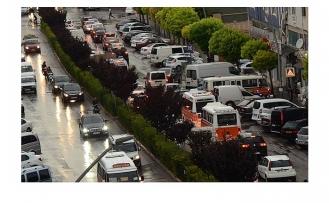 İlimizde Motorlu Kara Taşıt Sayısı Ne Kadar Arttı