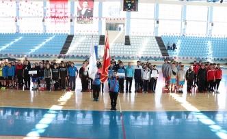 13 İlden 192 Sporcunun Katıldığı Futsal Müsabakaları Başladı