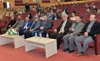 'Bilim ve Türkçe' Konuşuldu