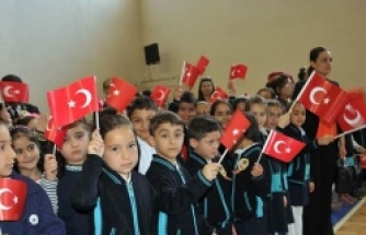 23 Nisan Ulusal Egemenlik Ve Çocuk Bayramı Kutlandı
