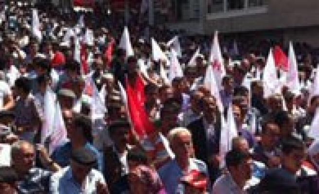 Chp Milletvekili Adayi Ünlü: Karaman Halki En Dogru Karari Verecek