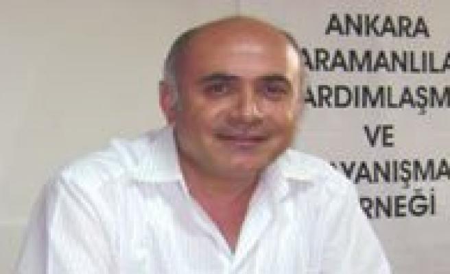 Karyad Kizilay'da Karamanlilar Evi Açiyor