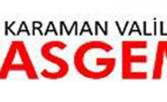 KASGEM Stajyer Ariyor