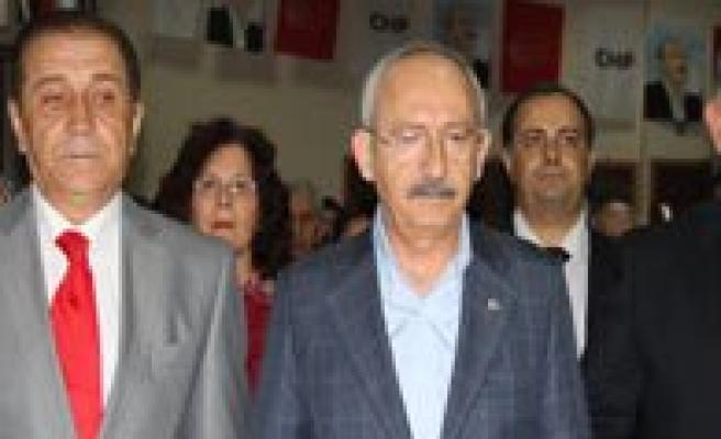 """CHP Il Baskani Ertugrul: """"Türkiye'yi Bu Hale Getiren AKP'dir"""""""