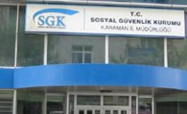 SGK Prim Ödemeleri 3 Kasim'a Kadar Uzatildi
