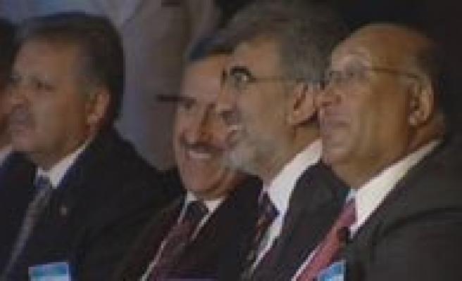 `Türkiye`nin Enerji Gelecegi` Projesinin Tanitimi Yapildi