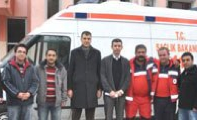 Deprem Bölgesine Giden Umke Ekibinden Biri Karaman`a Döndü