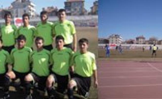 Belediyespor Genç Takimi Sampiyonluk Yolunda