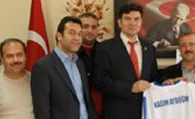 70 Karaman Spor Gsm Kasim Aydogdu Ziyareti