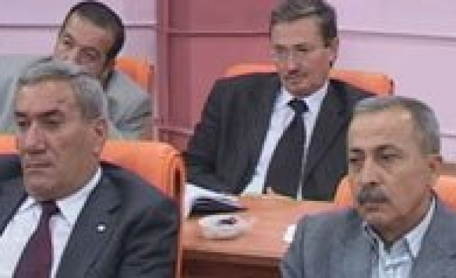 Belediye Meclisi 2012'nin Ilk Toplantisini 6 Ocak'ta Yapacak