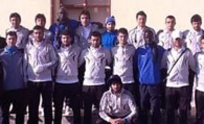 70 Karaman Spor Kampa Gitti