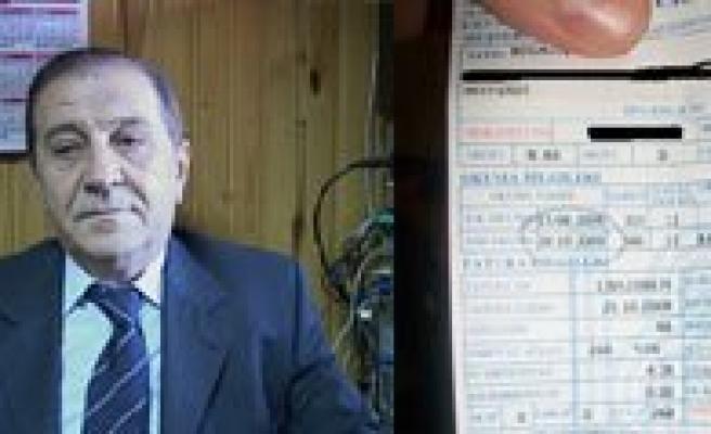Ertugrul: Belediyenin Uygulamasi Can Yakmaya Basladi