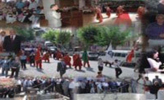 Kültür Ve Turizm Bakanligi'ndan Kültürel Etkinliklere Maddi Destek
