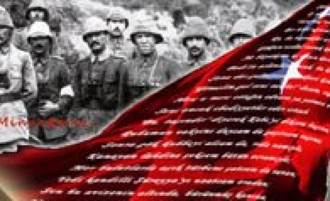KMÜ'den 18 Mart Çanakkale Zaferi Anma Programi
