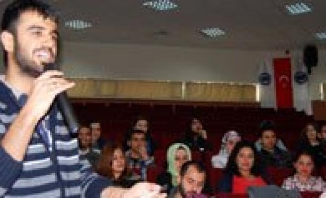 Ögrenciler sordu prof. Dr. Mehmet Karatas cevapladi