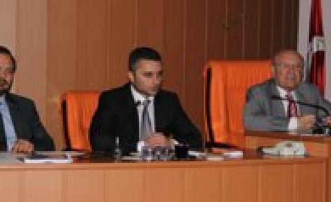 Belediye Meclisi'nde Denetim Komisyonu Raporu Okundu