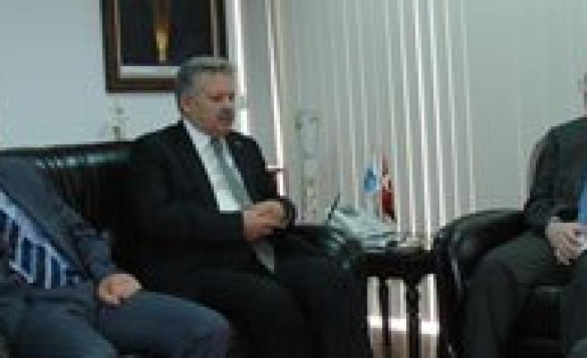 """Saglik Bakani Akdag:""""Karaman'daki Saglik Hizmetleri Mükemmel Bir Seviyededir"""""""