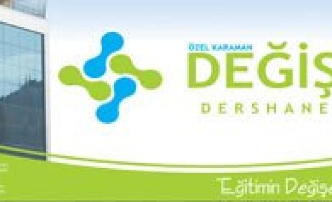 Karaman Degisim Dershanesi YGS'de Yine Lider