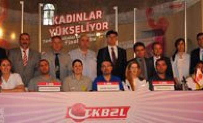 Türkiye Kadinlar Basketbol 2. Ligi Final Grubu Maçlari Karaman'da Basliyor