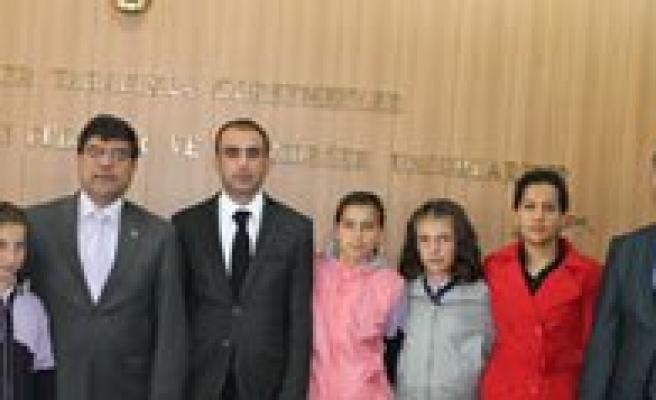Akçasehir Ilkögretim Okulu Bulgaristan Yolcusu