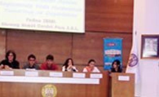 Sosyal Bilimler Lisesi Ilimizi Basariyla Temsil Etti