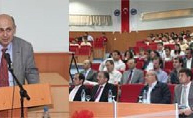 Uluslararasi Yenilenebilir Enerji Konferansi Tanitimi Yapildi