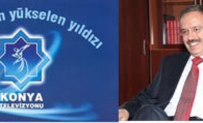 KMÜ Rektörü Konya Tv`de