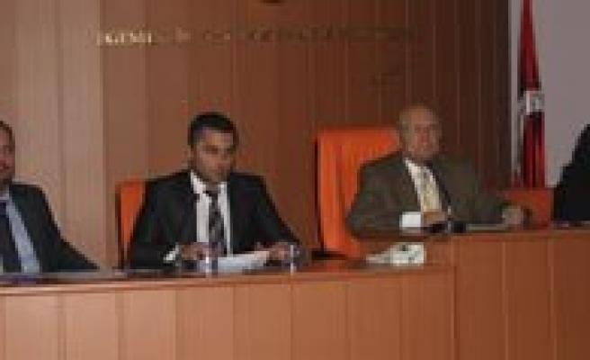 Belediye Meclisi Toplaniyor