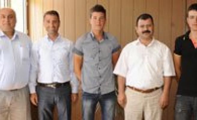 Karaman'i Dünya Sampiyonasi'nda Temsil Edecekler