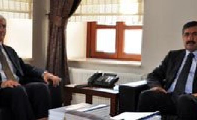 MEVKA Eylül Ayi Yönetim Kurulu Toplantisi Yapildi